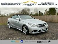 2011 Mercedes-Benz E-CLASS 3.0 E350 CDI BLUEEFFICIENCY SPORT 2d AUTO 231 BHP Con