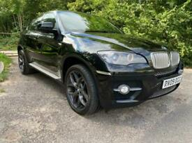 image for 2009 BMW X6 xDrive35d 5dr Step Auto COUPE Diesel Automatic