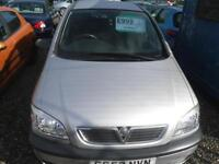 2004 VAUXHALL ZAFIRA 1.6i Club CHOICE OF 3 ZAFIRA IN STOCK
