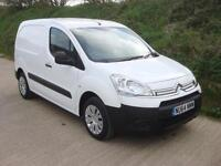 2014 64 Citroen Berlingo 1.6HDi L1 625 Enterprise Van 24,000 Miles
