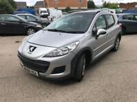 Peugeot 207 SW 1.6HDi 90 Outdoor ESTATE - 2008 58-REG - 7 MONTHS MOT