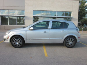 2008 Saturn Astra XE 4 Door Hatchback