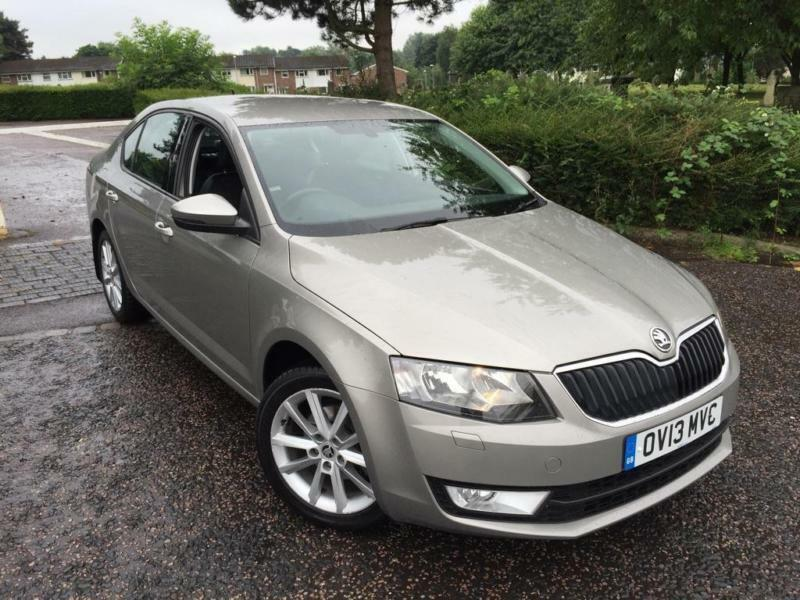 2013 skoda octavia 1 6 tdi cr elegance 5dr in stoke on trent staffordshire gumtree. Black Bedroom Furniture Sets. Home Design Ideas
