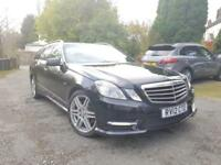 12 2012 Mercedes Benz E250 CDi SPORT 201bhp BlueEFFICIENCY 7G-Tronic ESTATE!!!