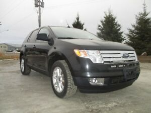2010 FORD EDGE *DUAL SUNROOFS*LEATHER INTERIOR*
