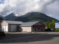 FERNIE Highway Frontage For Sale
