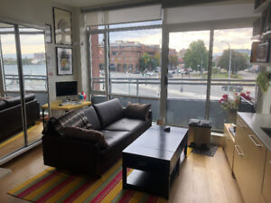 Furnished Live/Work Condo in Downtown Victoria