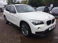 2014 BMW X1 2.0 18d Sport SUV 5dr Diesel Automatic sDrive (132 g/km, 141