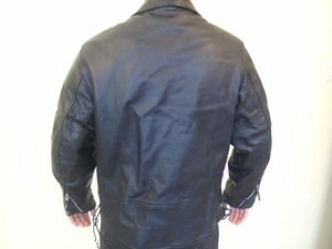Hot Leathers Genuine Leather Motorcycle Suit Cambridge Kitchener Area image 8