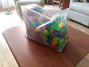 Blocs de construction (lego)