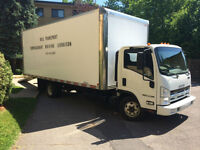 Moving(Movers) Chateauguay,Montreal and the surrounding areas