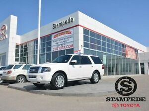 2014 Ford Expedition 4WD 4DR LIMITED W/NAVI AND DVD