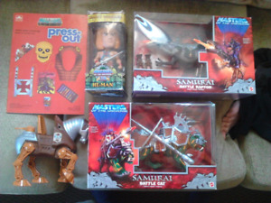 OBO HEMAN masters of the Universe Collectables toys Motu toy