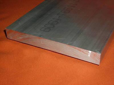 2 Pc 1-14 X 3 X 4 6061 Aluminum Flat Barbar Stock