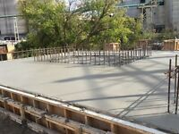 We do all types of concrete work