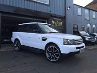 2006 Land Rover Range Rover Sport 2.7TD V6 AUTO S - COMPLETE INTERIOR OVERHAUL