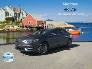 2017 Ford Fusion SE  - Bluetooth -  SiriusXM