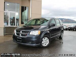 2013 Dodge Grand Caravan SE/SXT   BLUETOOTH-SATELLITE RADIO-A/C