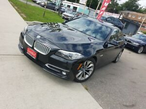 2014 BMW 5 Series 4dr Sdn 528i xDrive AWD|NAVI|REAR CAM|PARKING