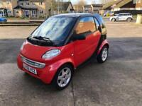 Smart Car Smart 0.6 Semi-Automatic 2002MY Pulse