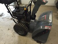 "Murray 27"" snowblower"