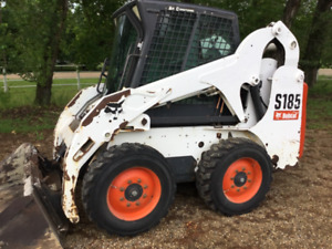 Bobcat S185 | Buy or Sell Heavy Equipment in Canada | Kijiji Classifieds