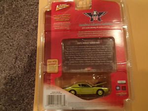 JOHNNY LIGHTNING - MUSCLE CARS - 1971 DODGE SUPER BEE X2 Sarnia Sarnia Area image 2