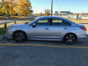 2017 Subaru Legacy 2.5i w/Sport Technology Sedan