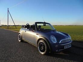 2005 Mini 1.6 ( Pepper ) Cooper Convertible *REDUCED TO CLEAR*