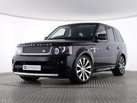 2010 Land Rover Range Rover Sport 5.0 V8 Supercharged Autobiography Sport