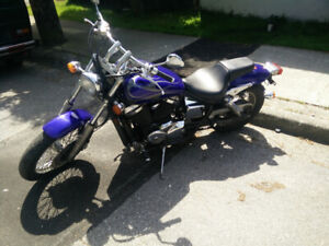 2005 Honda Shadow 750cc