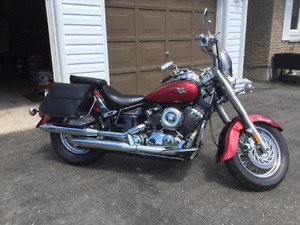2004 Yamaha V-Star for sale in Excellent Condition