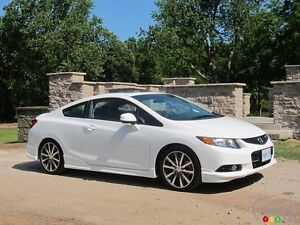 2012 Honda Civic Si/HFP Coupe (2 door)