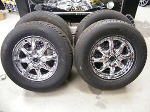EARNHARDT JR WHEELS BY AMERICAN RACING WITH KUMHO TIRES
