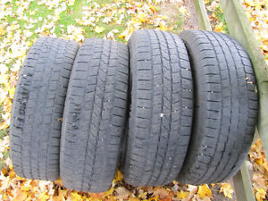 P265 70 R17 Tires for sale London Ontario image 1