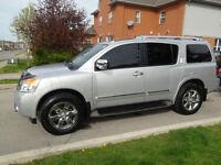 2011 Nissan Armada SUV, Crossover