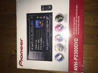 Radio pioneer DVD