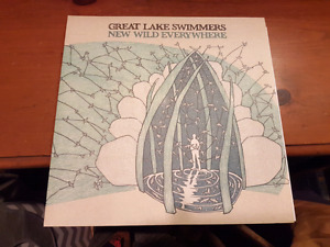 Great Lake Swimmers vinyl LP records