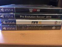 Huge bundle of games and dvds