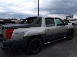 Chevy Avalanche Pick up/SUV