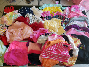 3-6 month girl's clothing lot