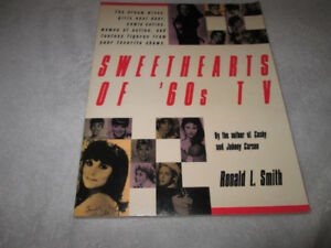 Sweethearts of 60's TV (Book) Actress Biographies