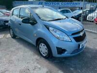 2011 Chevrolet Spark 1.0i + 5dr LOW MILEAGE CHEAP TAX DELIVERY HATCHBACK Petrol