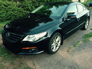 2012 Volkswagen Other Sportline CC Sedan LEATHER