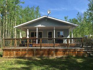 Year round home/cottage for  sale near Lac La Biche