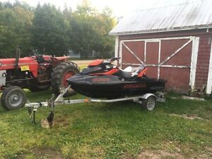 2010 Sea Doo. RXT X 260 Supercharged