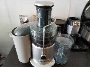 Breville The Juice Fountain Cold-Juicer