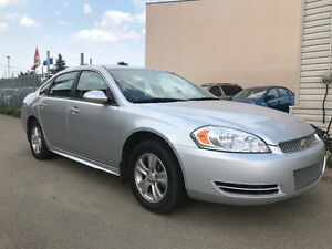 2012 CHEVROLET IMPALA LS ALLOY WHEELS POWER SEATS 145000KMS ONLY