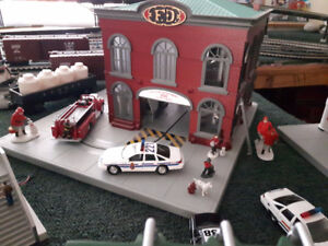 Operating Fire Station