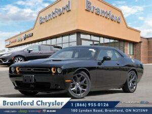 2018 Dodge Challenger SXT Plus  - Navigation -  Uconnect - $298.
